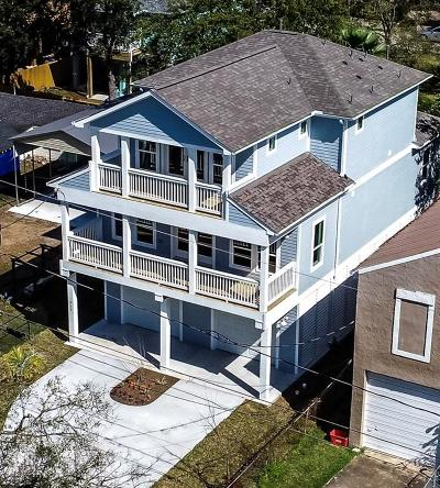 Clear Lake Shores Single Family Home For Sale: 411 Pine Road