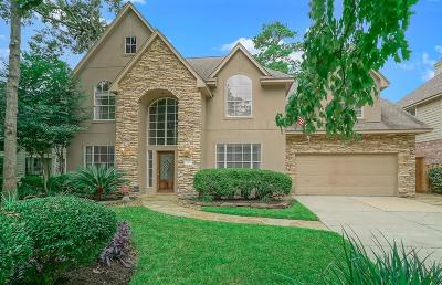 The Woodlands Single Family Home For Sale: 15 Purple Martin Place