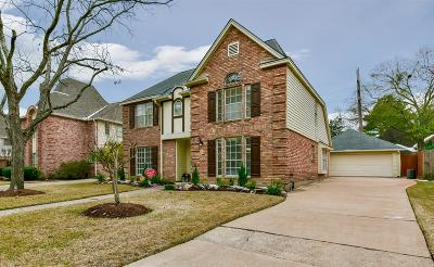Katy Single Family Home For Sale: 20719 Park Bend Drive