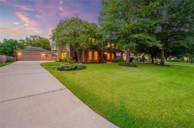Katy Single Family Home For Sale: 6026 N Woods Lane
