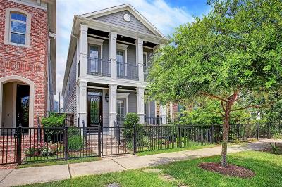 Houston Single Family Home For Sale: 407 W 26th Street #D