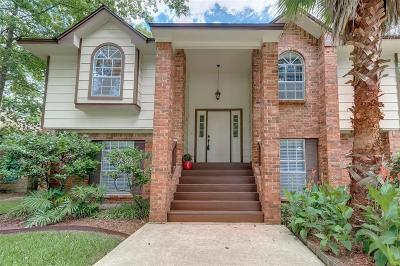 Single Family Home For Sale: 55 Hickory Oak Drive