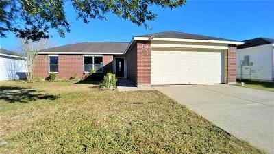 Texas City Single Family Home For Sale: 2110 Redfish Drive
