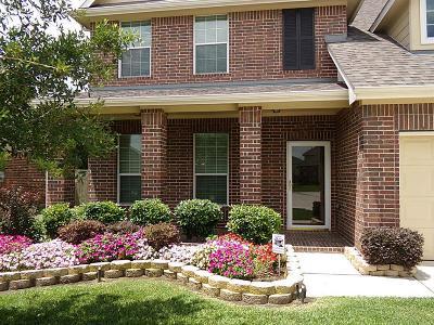 Spring Single Family Home For Sale: 21102 Mandarin Glen Circle