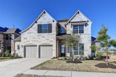 Cypress Single Family Home For Sale: 19914 Rocky Edge Drive