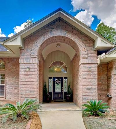 Single Family Home For Sale: 15240 Saddlewood Drive
