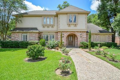 Houston Single Family Home For Sale: 3622 Sierra Pines Drive