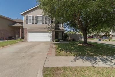 Tomball Single Family Home For Sale: 19543 Shady Bank Drive