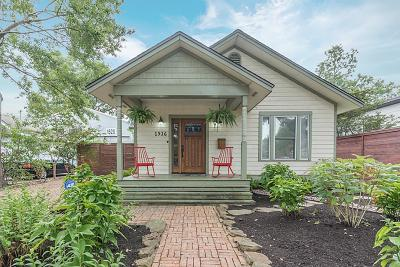 Houston Single Family Home For Sale: 1516 Rutland Street