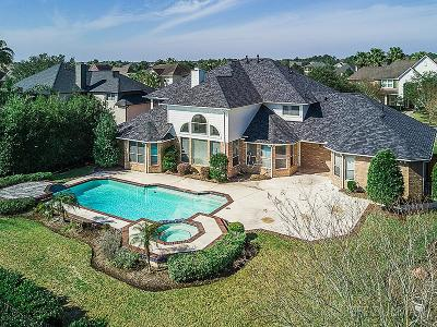 Friendswood Single Family Home For Sale: 1601 Stoney Lake Drive