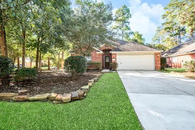The Woodlands Single Family Home For Sale: 3 Tivoli Garden Court