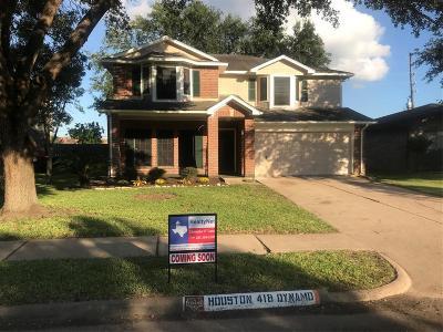 Richmond Single Family Home For Sale: 418 Savannah Moss Drive