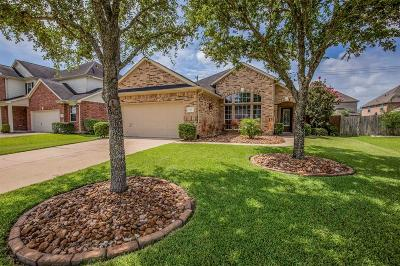 Pearland Single Family Home For Sale: 3412 Cactus Heights Lane