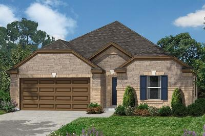 Humble TX Single Family Home For Sale: $263,995