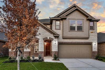 Humble Single Family Home For Sale: 20622 Pioneer Oak Lane