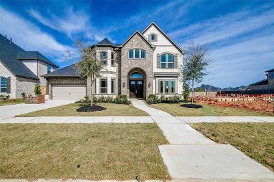Fulshear TX Single Family Home For Sale: $598,924