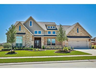 Cypress Single Family Home For Sale: 16618 Wolf Pass Drive
