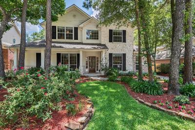 The Woodlands Single Family Home For Sale: 47 N Goldenvine Circle