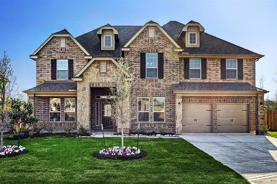Pearland Single Family Home For Sale: 2817 Mason Court