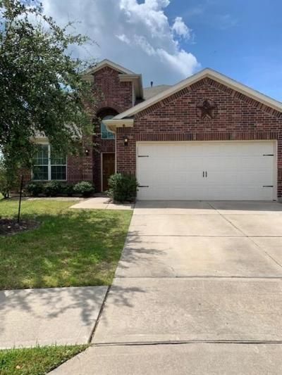 Fort Bend County Single Family Home For Sale: 25607 Kincaid Falls Court