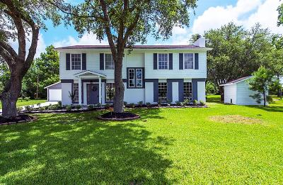 La Marque Single Family Home For Sale: 633 Westwood Circle