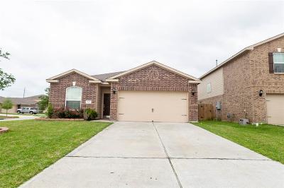 Rosharon Single Family Home For Sale: 9403 White Pearl