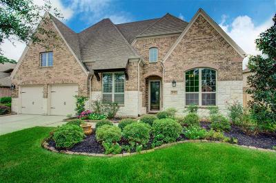 Montgomery County Single Family Home For Sale: 20382 Presley Grove Drive