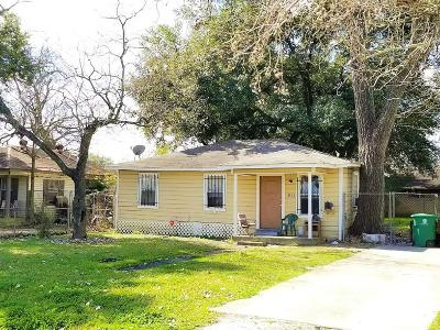 Houston Single Family Home For Sale: 4503 Majestic Street