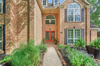 Panther Creek, *panther*creek*, Woodlands Village Of Panther Creek, Village Of Panther Creek Single Family Home For Sale: 14 Night Rain Court