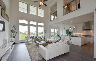 Katy Single Family Home For Sale: 2711 Rainflower Meadow Lane