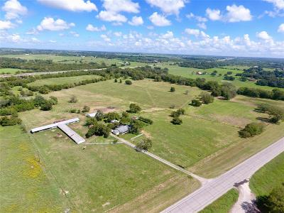Fayette County Farm & Ranch For Sale: 2741 W Us Highway 90