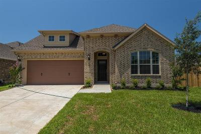 Crosby Single Family Home For Sale: 418 Beach Rose