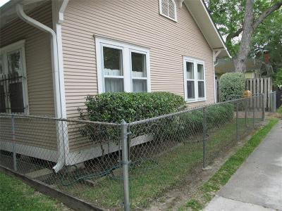 Houston Single Family Home For Sale: 306 E 12th Street