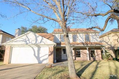 Sugar Land Single Family Home For Sale: 3419 Green Fields Drive
