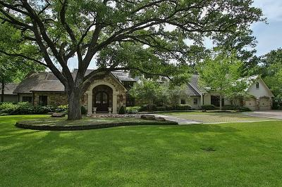 Houston Single Family Home For Sale: 1 Gage Court