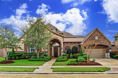 Richmond Single Family Home For Sale: 17611 Melmore Drive