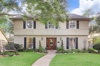 Houston Single Family Home For Sale: 1626 Crystal Hills Drive