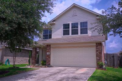 Magnolia Single Family Home For Sale: 7238 Winter Song Drive