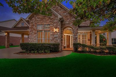 The Woodlands Single Family Home For Sale: 62 W Shale Creek Circle