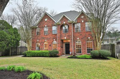 Bellaire Single Family Home For Sale: 1114 Anderson