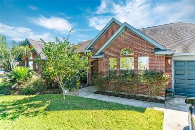 Baytown Single Family Home For Sale: 1823 Lafayette Lane