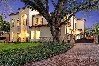Houston Single Family Home For Sale: 5657 Bayou Glen Road