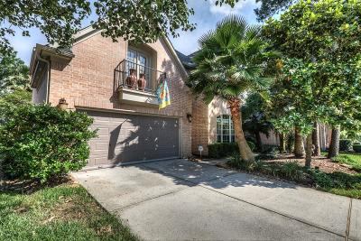 The Woodlands Single Family Home For Sale: 10 Rockledge Drive