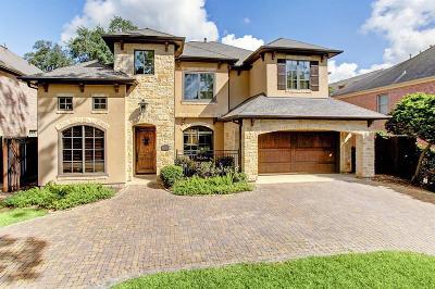 Houston Single Family Home For Sale: 6014 Rose