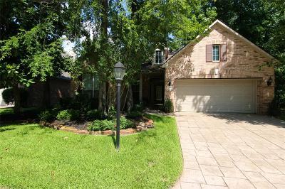 Montgomery Single Family Home For Sale: 317 Creekwood W