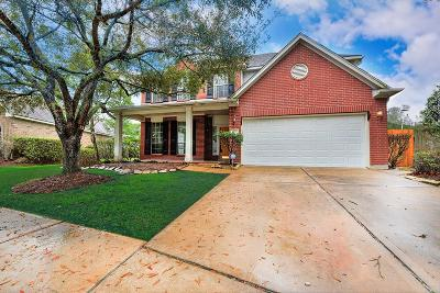 Katy Single Family Home For Sale: 3111 Bronco Bluff Court