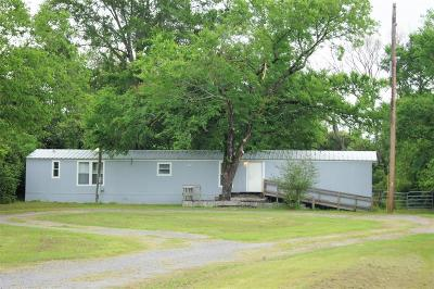 Madisonville Single Family Home For Sale: 2093 Highway 90