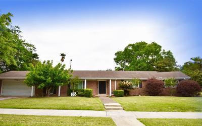 Houston Single Family Home For Sale: 3820 Latma Drive