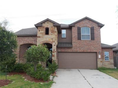 Richmond Single Family Home For Sale: 11707 Slick Rock Drive