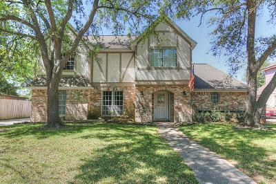 Spring Single Family Home For Sale: 8338 Mentmore Drive